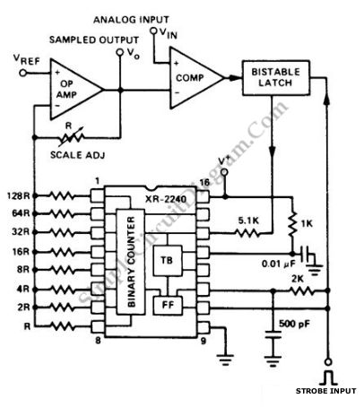 Pleasant Digital Sample And Hold Simple Circuit Diagram Wiring Digital Resources Skatpmognl