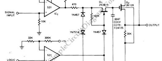 signal processing  u2013 page 4  u2013 simple circuit diagram