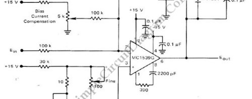 signal processing  u2013 page 4  u2013 simple circuit diagram